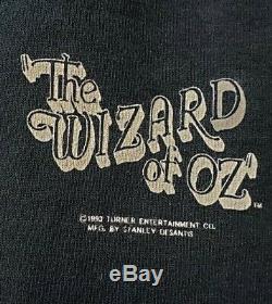 Vtg 90s Stanley Desantis Wizard Of Oz T-Shirt Medium Dorothy No Place Like Home