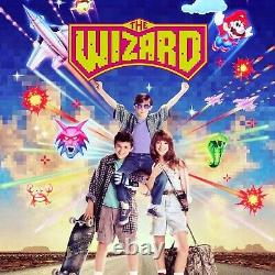 Vtg The Wizard movie promo t shirt video game donkey kong nintendo country zelda