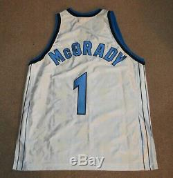 Vtg Tracy McGrady Orlando Magic Champion AUTHENTIC NBA basketball Jersey Sz 44