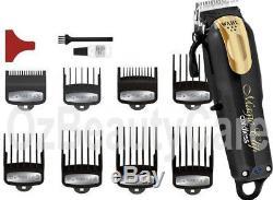 Wahl 5 Star Magic Clip Black&Gold Cordless Professional Hair Clipper 8148-112