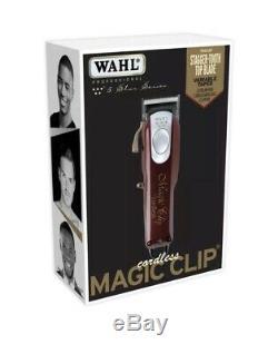 Wahl 5-Star Magic Clip Cordless #08148 Fast Shipping