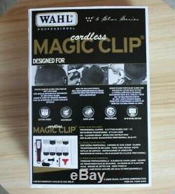 Wahl 5-Star Magic Clip Cordless Hair Clipper #8148 (2020 Model)