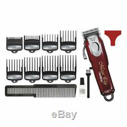 Wahl 8148 Magic Clip Professional Cord/Cordless Hair Clipper 5 Star Series