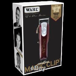 Wahl Magic Clip Cordless Clipper 8148 Professional Brand New