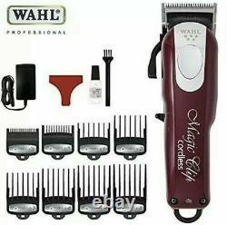 Wahl Magic Clip Hair Clipper Cordless Trimmer Shaving Machine Men Beard Cutting