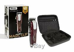 Wahl Professional 5-Star Cord/Cordless Magic Clip #8148 with Travel Case #90728