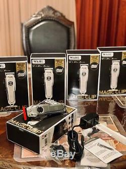 Wahl Professional 5-Star Cordless Magic Clip Metal Edition #8509