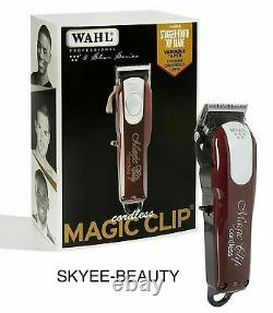 Wahl Professional 8148 5 Star Series Cordless Magic Clip Cord / Cordless Clipper