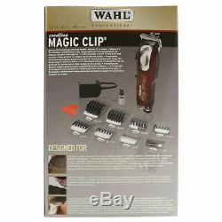Wahl Professional Magic Clip Cord / Cordless Clipper Model 8148 5 Star